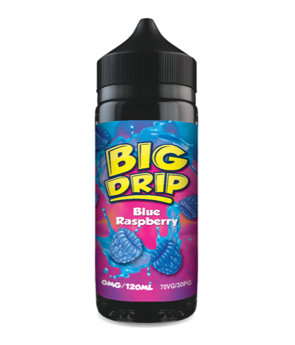 Big Drip Blue Raspberry