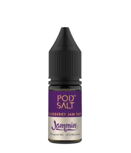 Pod Salt - Blueberry Jam Tart