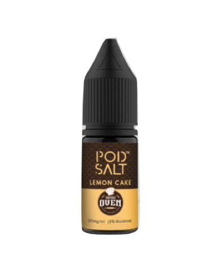 Pod Salt - Lemon Cake